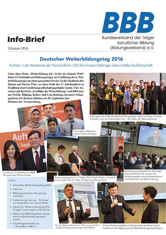 BBB-Info-Brief Oktober 2016