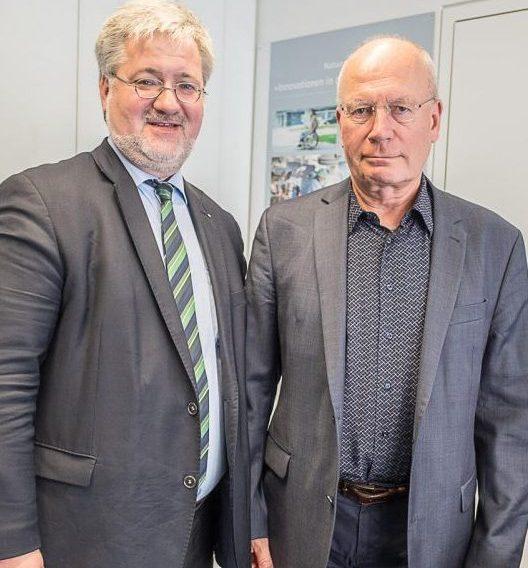 Stephan Albani (CDU), Walter Würfel (BBB)