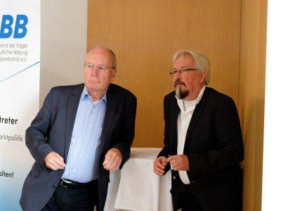 Walter Würfel, Lutz Kaube