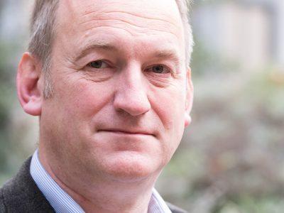 Stefan Sondermann, Geschäftsführer des Bildungsverbandes