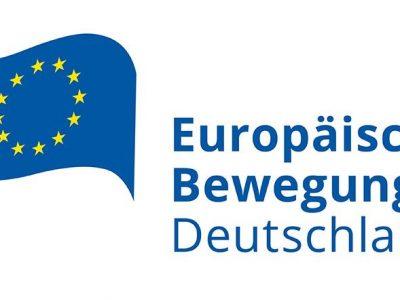 Logo der Europäischen Bewegung Deutschland