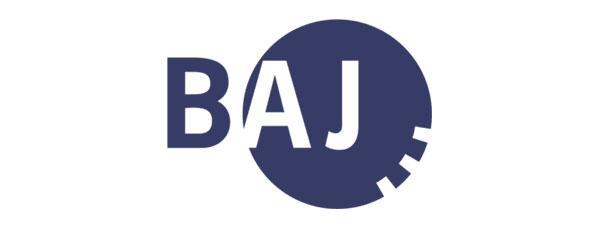 BAJ Logo