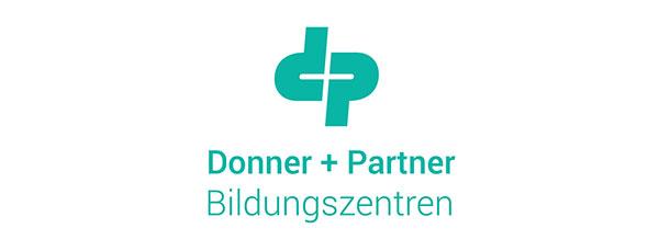 Logo Donner + Partner