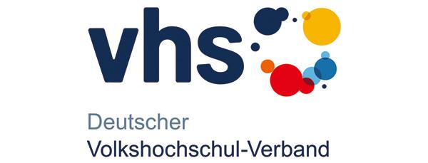 Logo DVV VHS